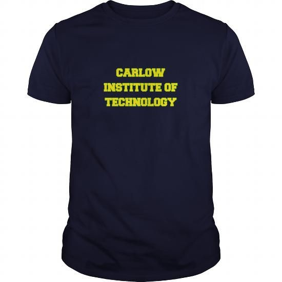I Love CARLOW INSTITUTE OF TECHNOLOGY T-Shirts
