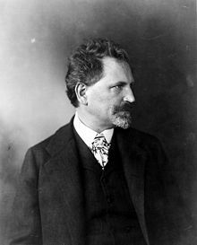 Alfons Maria Mucha[1][2] (Czech pronunciation: [ˈalfons ˈmuxa] ( listen); 24 July 1860 – 14 July 1939), known in English as Alphonse Mucha, was a Czech Art Nouveau painter and decorative artist,[3] known best for his distinct style. He produced many paintings, illustrations, advertisements, postcards, and designs.