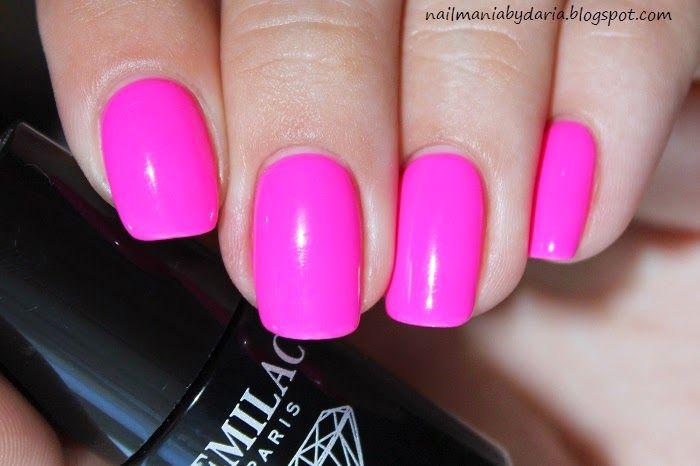 Semilac, 008 Intensive Pink ♥