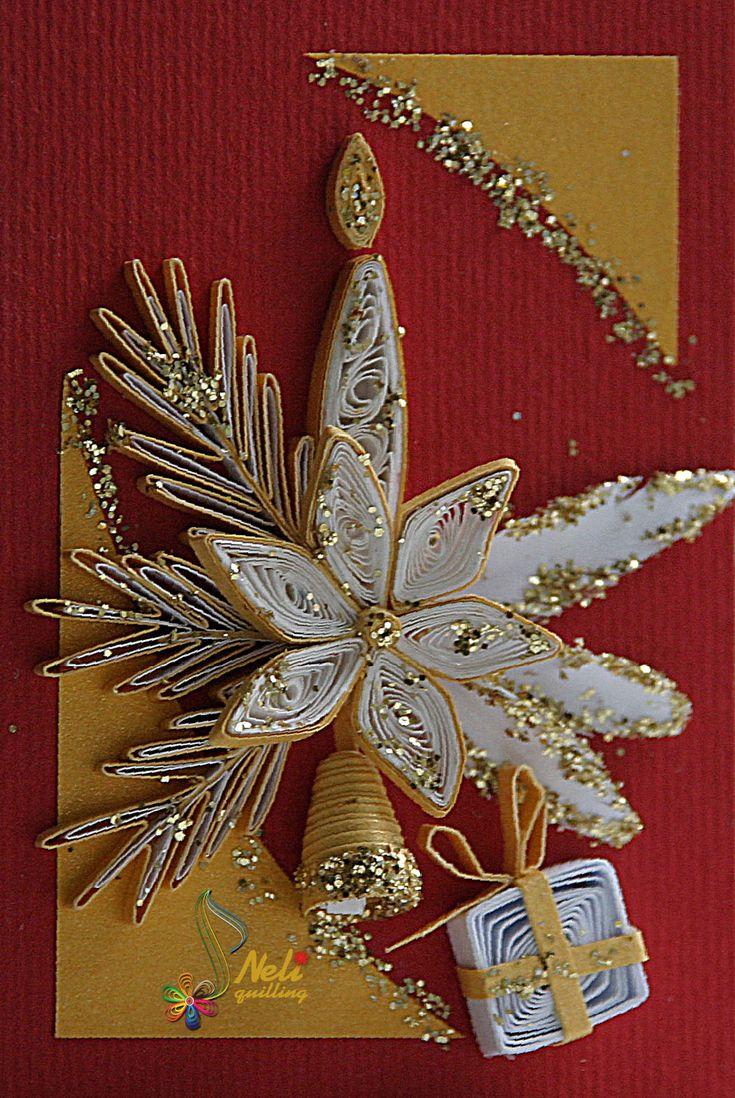 Neli Quilling Art: Preparation for Christmas 2012 _ # 11                                                                                                                                                                                 Mehr