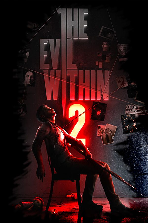 The Evil Within 2: The Creepy Launch Screenshots Show Monsters and Madmen | #gaming #horror #videogames #games #theevilwithin2 #ps4 #pc #xboxone #monsters #nightmare #dark #creepy