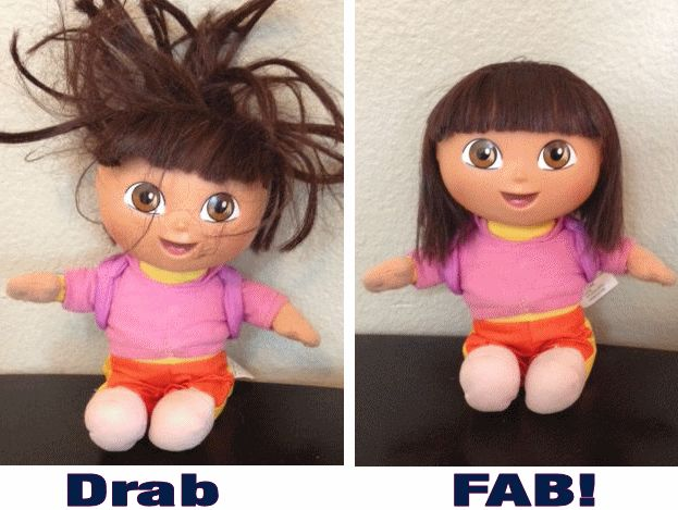 Pleasant Watch More Like Doll Hairstyles Step By Step Hairstyles For Women Draintrainus