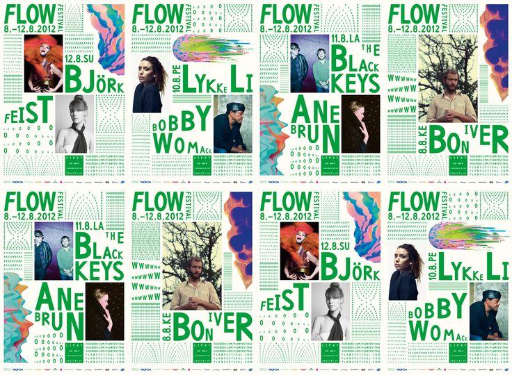 Flow Festival 2012 — Tsto