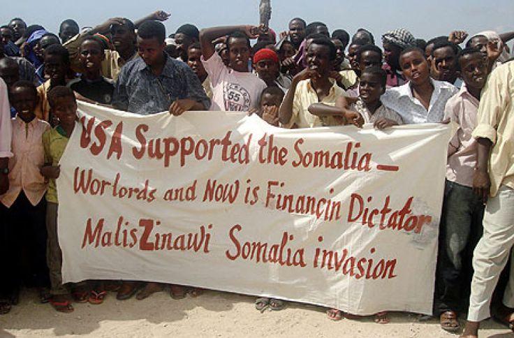 Hjälp till Somalias regering kan starta krig i östra Afrika | Fria.Nu