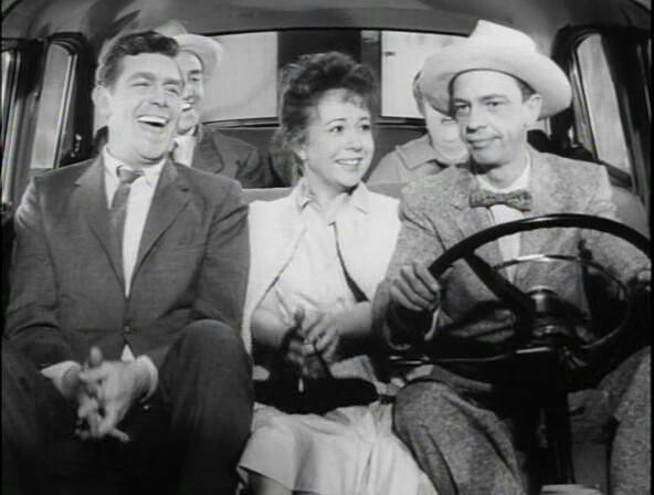 Episode Guide The Andy Griffith Show The Runaway Kid