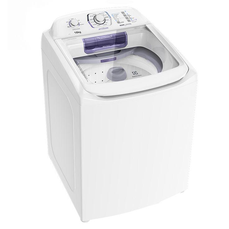 Máquina de Lavar Electrolux 16Kg Branco LAC16 110V e as melhores ofertas você encontra aqui no Carrefour