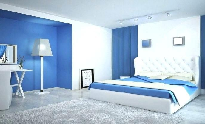 Blue Walls Grey Floor Medium Size Of Living Grey And White Floor Tile Blue Wall Painting Wood Li Light Blue Bedroom Blue Bedroom Decor Beautiful Bedroom Colors