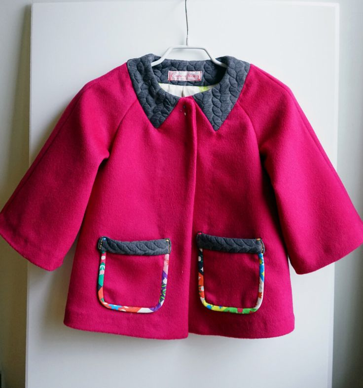 Mom and daughter winter jacket/coat, raglan  cape style,pink by couturierholiday on Etsy https://www.etsy.com/listing/256873957/mom-and-daughter-winter-jacketcoat