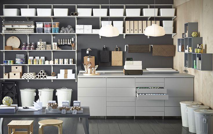 Oltre 25 fantastiche idee su scaffali bianchi su pinterest for Idee di rimodellamento seminterrato
