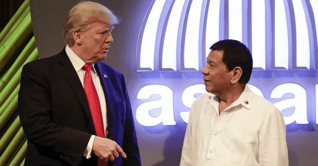 President Rodrigo Duterte received kudos from US President Donald Trump for his hospitality and impressive hosting at the 50th anniversary of ASEAN which is the opposite of what was expected to happen.  Rodrigo I would like to commend you on your success as ASEAN chair. At this very critical moment in time and in the associations history such an important event; and I wanna thank you for your incredible hospitality Trump said.  The US President even thanked and commended Duterte for his…