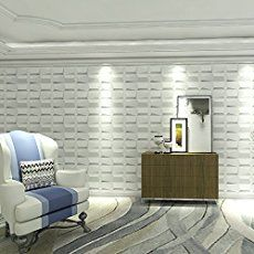 There are so many different options of 3D wall decor, like: self adhesive wall stickers, removable vinyl wall art stickers, 3D wall art sticker designs, wall paneling and 3D wall art panels and decorative panels. All of them are very popular and interior designers incorporate them in almost any project. 3D wall