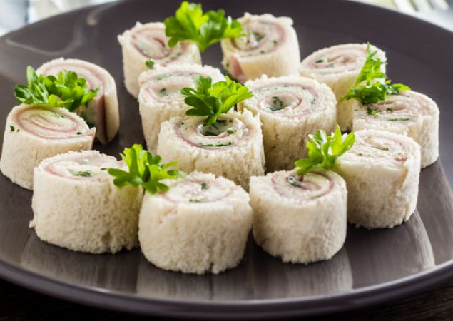 38 best images about yummy appetizers on pinterest vol for Canape au fromage
