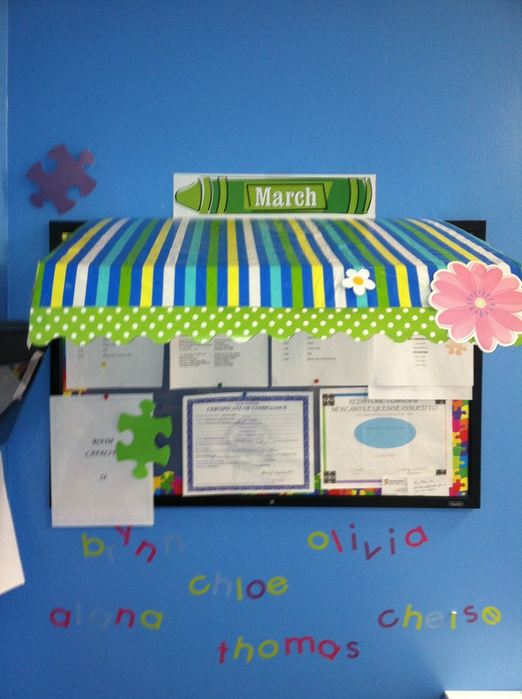 123 Best Images About Building Bulletin Boards On