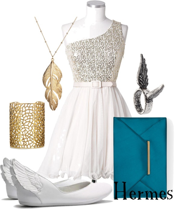 """""""Hermes -Hercules"""" by jami1990 ❤ liked on Polyvore"""