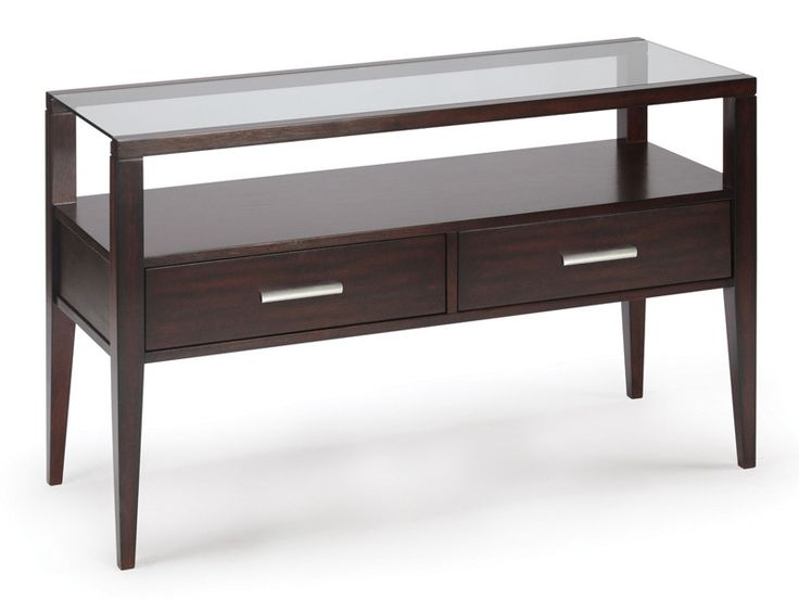 Roy's Furniture - Baker Sofa Table - MG (http://www.roysfurniturecompanychicago.com/baker-sofa-table-mg/)