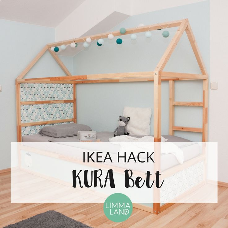 176 best ikea hack kura bett images on pinterest child. Black Bedroom Furniture Sets. Home Design Ideas