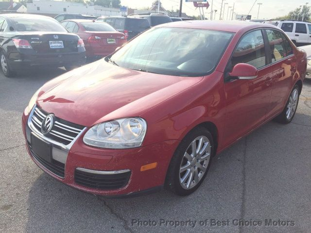 2008 Volkswagen Jetta Sedan 4dr Automatic SE PZEV - Click to see full-size photo viewer