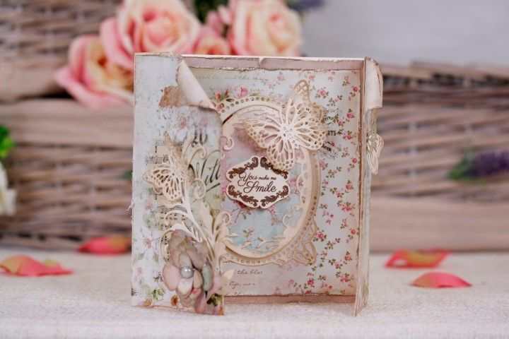 Shabby Chic Vintage Rose Paper Crafting Inspiration Cd Rom