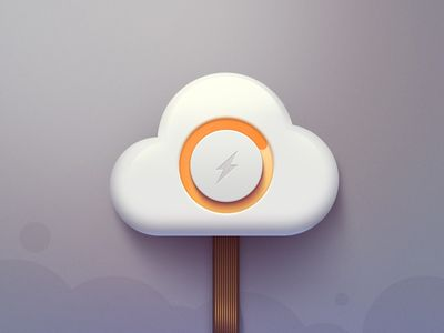 Cloud Icon #illustration #design #inspiration