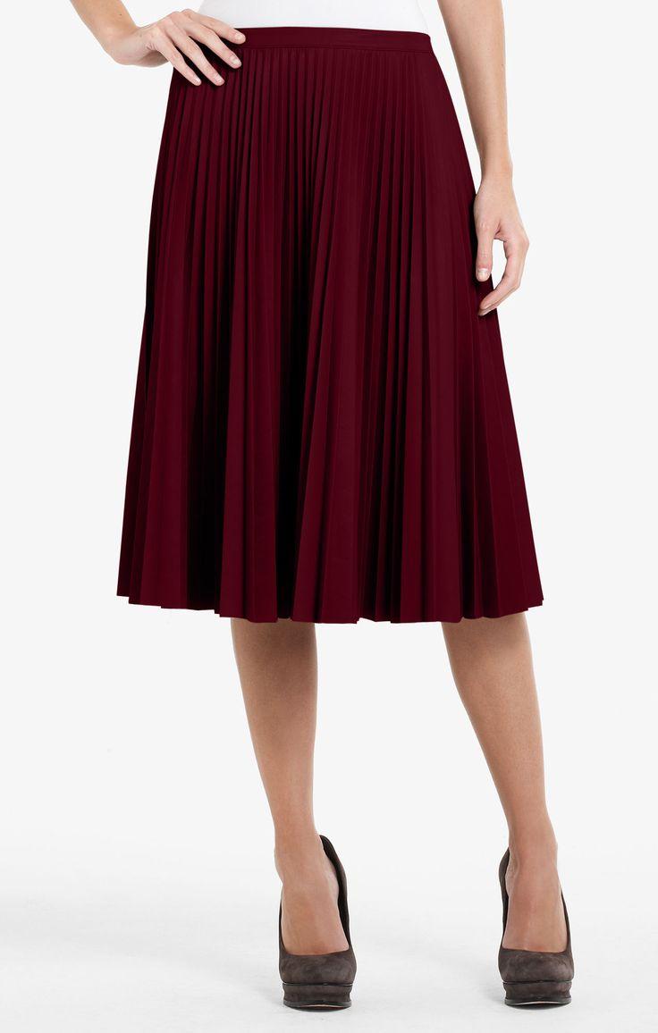 bcbg elsa pleated faux leather skirt shorts skirts