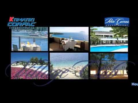 Porto Carras Hotel Halkidiki Greece, Summer Vacation Holiday home, Luxury Residences