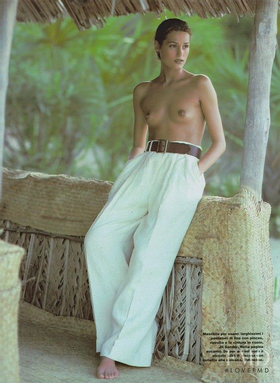 Photo of fashion model Yasmin Le Bon - ID 94797   Models   The FMD #lovefmd