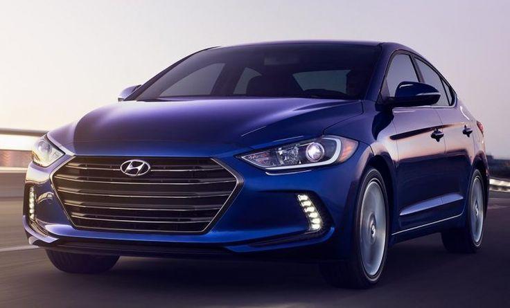 2018 Hyundai Elantra Review, Specs & Price | ZonCars.Com
