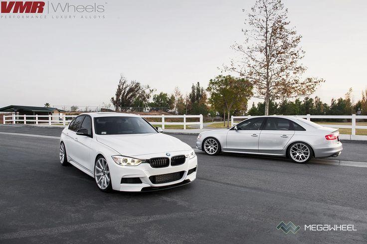 BMW 335i на VMR V702 vs. Audi S4 на VMR V810   -----------------------  Alpine White BMW F30 335i  Matte Hyper Silver V702  19x8.5, 19x9.5     -----------------------  Ice Silver Audi S4  Hyper Silver Flow Formed V810  19x9.5 all around    Какая лучше?)    #диски #колеса #тюнинг #резина #шины #смотра #мегавил #драйв #ауди #мерседес #бмв #шкода #vw #audi #bmw #skoda #mercedes #wheels #rims #drive2 #audiclub #bmwclub #продамдиски #фитмент #megawheelrussia