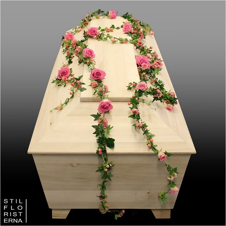Stilfloristerna i Linköping: Begravningsblommor och sorgbinderier