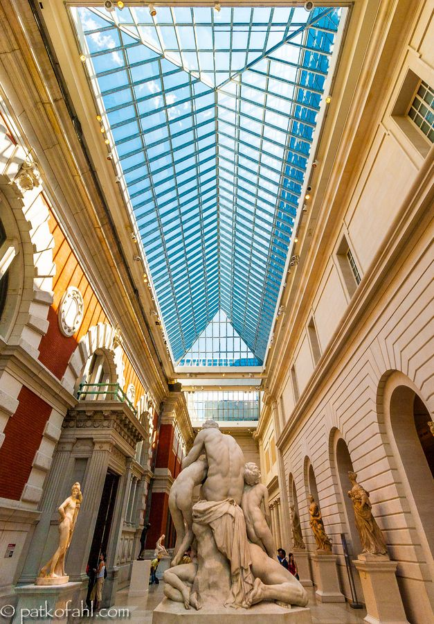 The Metropolitan Museum of Art, located in New York City, is the largest art…