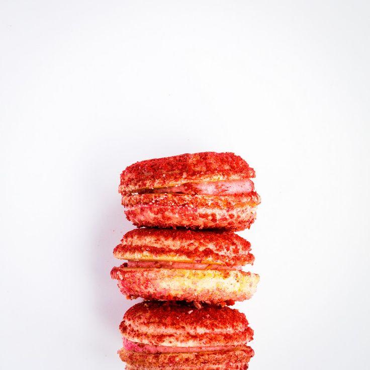 French macaron tower  #tanyarochatart