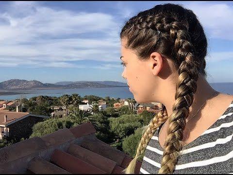 COME FARE DUE TRECCE ALLA FRANCESE?! (Opzione 2 ) - YouTube