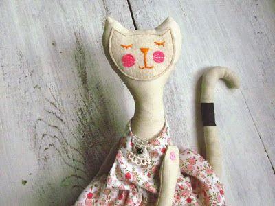 #polandhandmade #cat , design by agatownik www.polandhandmade.pl