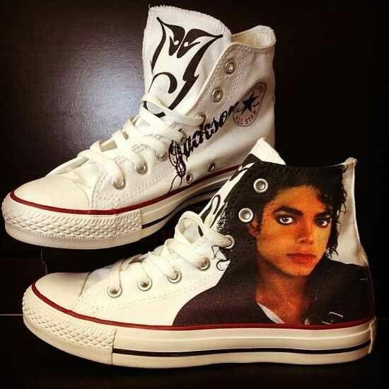 MJ CONVERSE