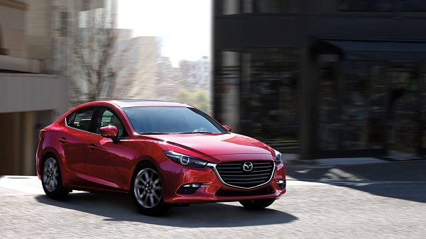The 2018 Mazda3 Is A Luxury Sedan That Has Been Equipped With A Powerful V4 Engine And Latest Technological Features To Ensure An Unparalleled Driving Experien