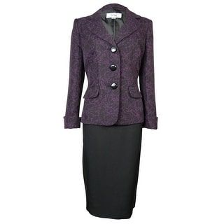 Shop for Le Suit Women's Patterned Vienna Skirt Suit. Get free delivery at Overstock.com - Your Online Women's Clothing Destination! Get 5% in rewards with Club O! - 21516603