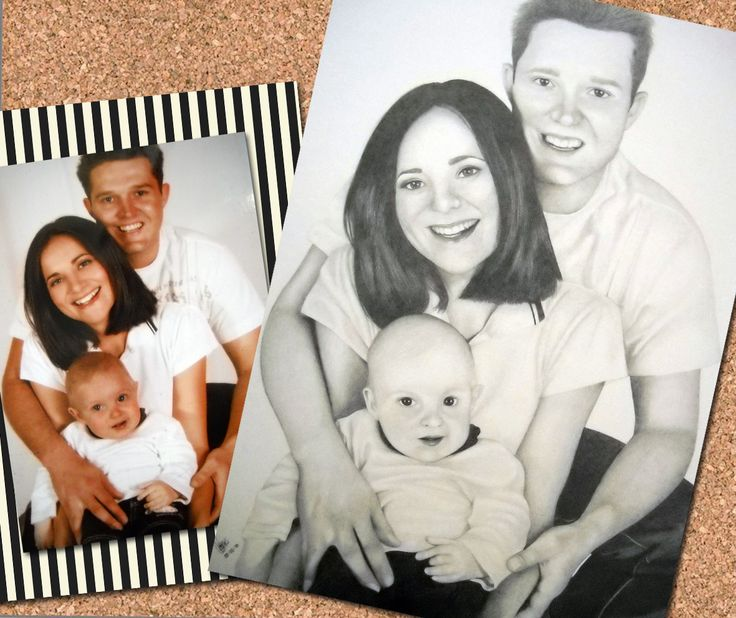 Family Portrait by Zelda Venter