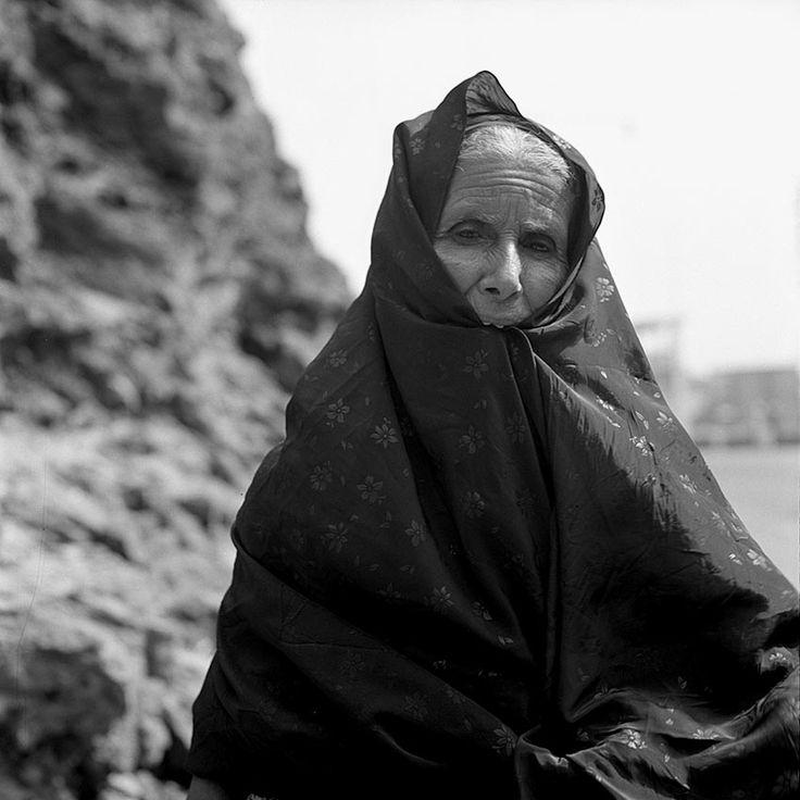 Vivian Maier, July 10, 1959, Aden, Yemen