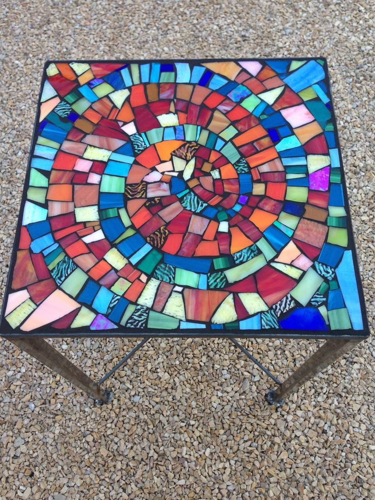 17 Best Ideas About Mosaic Table Tops On Pinterest