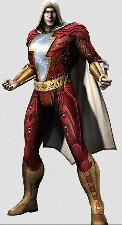 INJUSTICE: GODS AMONG US: First Look At Shazam!