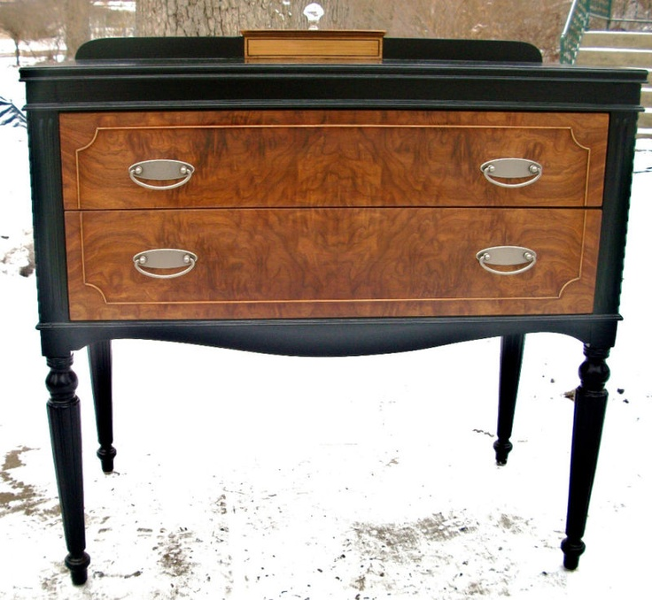 Gorgeous..1920's antique furniture sideboard/buffet/server | eBay - 98 Best 1920's Furniture! Images On Pinterest News, 1920s And