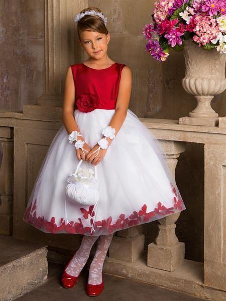Платье для девочки нарядное короткое