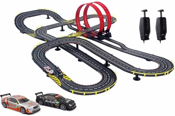 Toy Car Track : Best ideas about slot car racing on pinterest