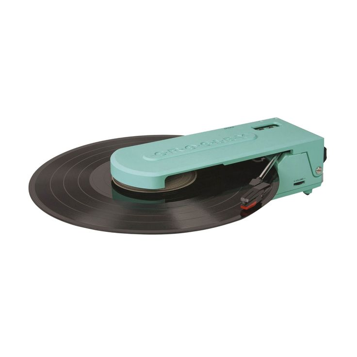 Stay ahead of the curve with this hip Portable Mini Record Player with included earbuds. Battery or USB powered, it'll impress everyone with your hip tastes in style and music.  Find the Portable Mini Record Player, as seen in the A Mid-Century Snapshot Collection at http://dotandbo.com/collections/a-mid-century-snapshot?utm_source=pinterest&utm_medium=organic&db_sku=CRS0013