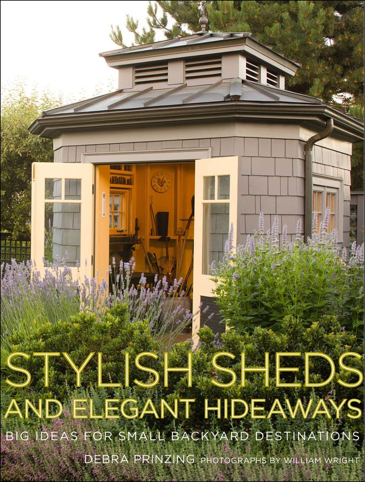1000 images about she sheds on pinterest backyard for Prefab she shed