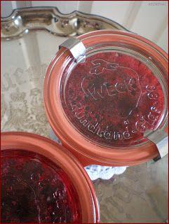 REDNEVAL-LAVENDER: Recepty Višňová marmeláda
