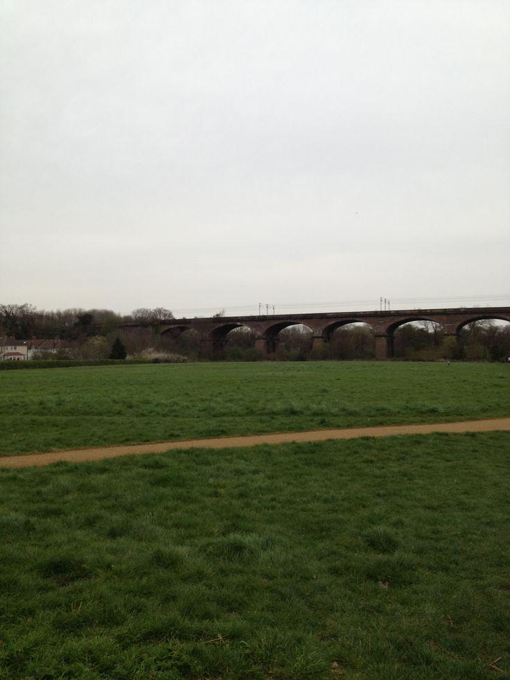 Hanwell viaduct