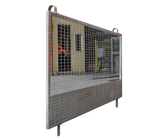 A meshguard is a mesh panel manufactured from galvabond steel with 25mm X 25mm SHS and 3.2mm thick mesh. Get high quality scaffolding products at reasonable rate from Turbo Scaffolding in Perth.