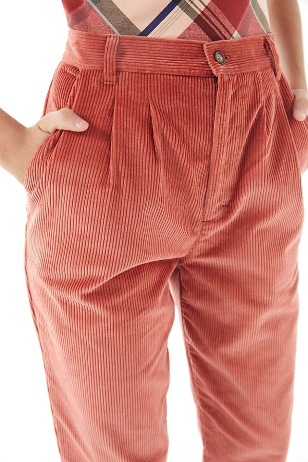 Urban Renewal Remnants Corduroy Trouser