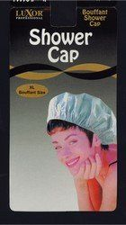 Luxor Spa Collection - Shower Cap (2444) by Luxor. $2.99. LUXOR Spa Collection - Shower Cap Features: •Standard print shower cap Spa collection includes everything you need to make your skin and body feel soft, smooth and invigorated. The sleep masks are specially designed in dark colors to block out light and ease stress on your eyes. Choose from loofahs, body sponges and shower caps to make your spa experience even better!